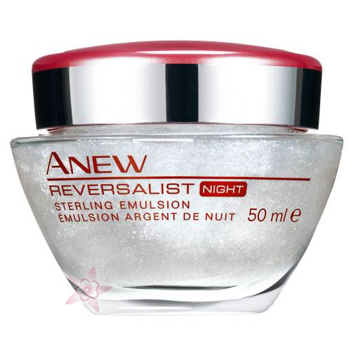 AVON Anew Reversalist Night Sterling Emulsion