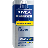Nivea For Men Q10 Roll-on göz çevresi jeli 10 ml