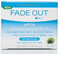 Fade Out White Protecting Day Cream Spf 15 50 ml