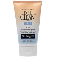 Neutrogena Deep Clean Peeling Jeli 125 ml
