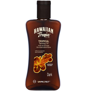 Hawaiian Tropic Tropical Tanning Oil -Bronzlaştırma Yağı 200 ml