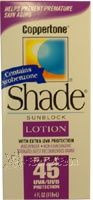 Coppertone Shade spf45