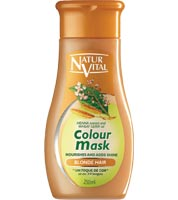 NaturVital Colour Hair Mask Blonde Hair