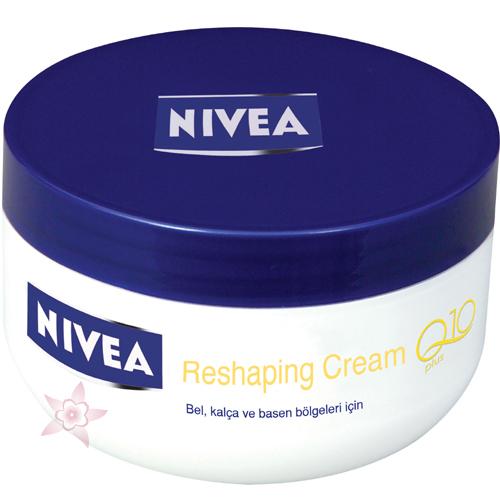 Nivea Reshaping Cream Q10 Plus Sıkılaştırıcı krem 300 ml..