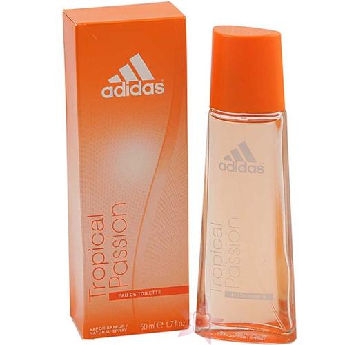 Adidas Tropical Passion Edt 50 Ml Bayan Parfümü Kozmetikcim