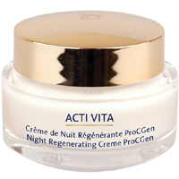 Monteil Acti-Vita Night Regenerating Creme