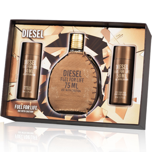 Diesel Fuel For Life Pour Homme Edt 75 ml Erkek Parfüm Seti