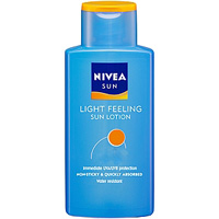 Nivea Light Feeling Sun Lotion  GKF20
