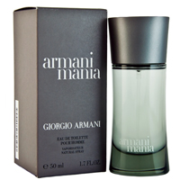 Armani Armani mania For Him Edt 50ml