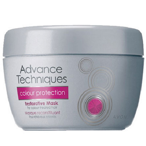 AVON Advance Techniques Colour Protection Renk Koruyucu Onarıcı Maske