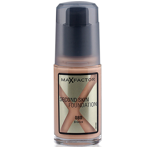 Max Factor Second Skin Fondöten
