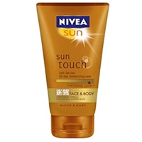 Nivea Sun Touch Face-Body