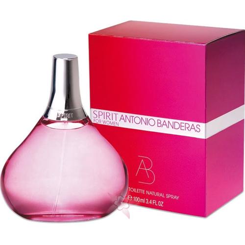 Antonio Banderas Spirit Woman 100 Ml Kalıcı Bayan Parfümü Baştan