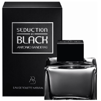 Antonio Banderas Seduction in Black Men 100ml Erkek Parfümü