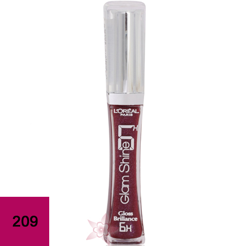 L'Oréal Glam Shine 6H Gloss Brillance 209