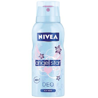 Nivea Angel Star Icy  Kiss Sprey
