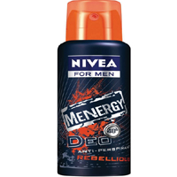 Nivea Menergy Rebellıous