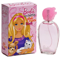 Barbie P.R Black Edt 50ml