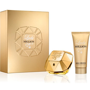 Paco Rabanne Lady Million Edp 80 ml Bayan Parfüm Seti