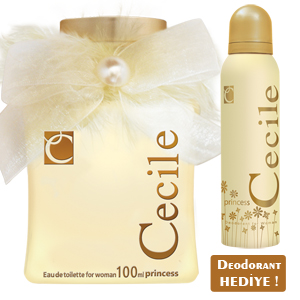 Cecile Princess Edt 100ml Bayan Parfümü