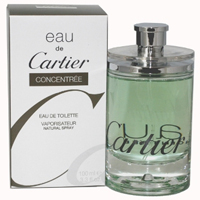 Cartier Concentree Edt 100ml Unisex Parfüm