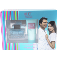 Antonio Banderas Blue For Women Edt 100ml Bayan Parfüm Seti