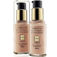 Max Factor Face Finity 3 in 1 Fondöten Spf 20