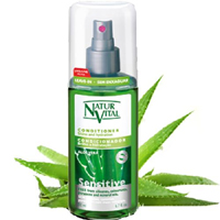 NaturVital Nv Sensitive Conditioner Aloe Vera 300 ml