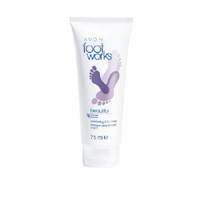 AVON Foot Works Lavender 3-in 1 Mask - 3'ü 1 Arada Rahatlatıcı Maske/ Lavanta 75 ml