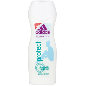 Adidas Protect Cotton Milk Duş Jeli 250 ml