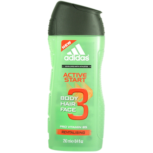 Adidas Hair&Body Active Start Duş Jeli 250 ML