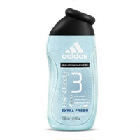 Adidas Hair&Body Extra Fresh Duş Jeli 250 ML