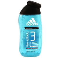 Adidas Hair&Body Water Sports Duş Jeli 250 ML