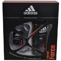 Adidas Team Force Edt 100 ML + Deo 150 ml Erkek Set
