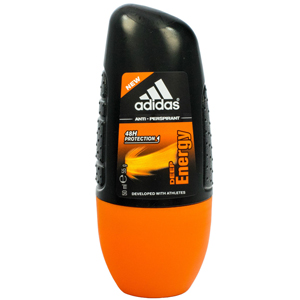 Adidas Adidas Deep Energy Erkek Deo Roll-On 50 ML