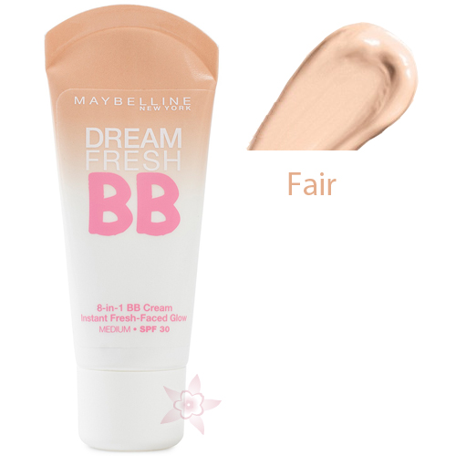 Maybelline Dream Fresh BB Krem 30 ml Fair