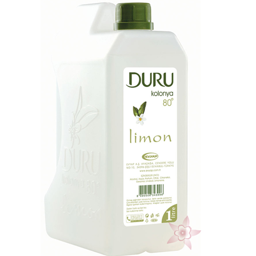 DURU Limon Kolonyası 1000 ML
