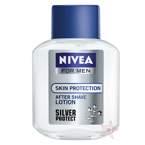 Nivea Formen Silver Protect After Shave Losyon 100 ml