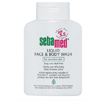 Sebamed Likit ( Liquid Face & Body Wash ) 200 ml