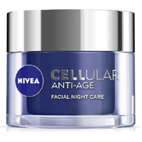 Nivea Cellular Anti - Age Facial Night Cream - Yaşlanma Karşıtı Gece Kremi 50 ml