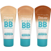 Maybelline Dream Pure BB Krem 8  in 1  30 ml