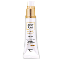 Golden Rose Liquid Mineral Fondöten Spf 15 35 ml