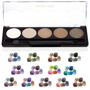 Golden Rose Professional Palette Eyeshadow -5 li Far