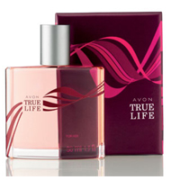 AVON True Life Edt 50 ml Bayan Parfümü