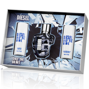 Diesel Only The Brave Edt 75ml Erkek Parfüm Seti