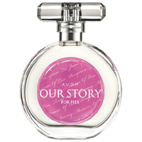 AVON Our Story Woman Edt 50 ml Bayan Parfümü