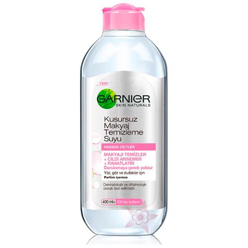 Garnier makyaj temizleyici
