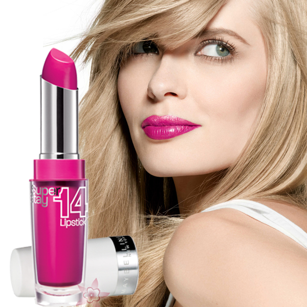 Maybelline Superstay 14H Lipstick