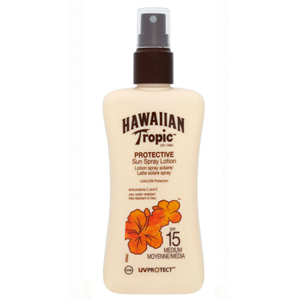 Hawaiian Tropic Protective Sun Spray Lotion Spf 15-Koruyucu Güneş Losyonu 200 ml