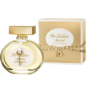 Antonio Banderas Her Golden Secret Edt 80ml Bayan Parfümü